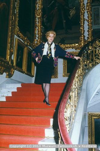 Mika Zamoyska