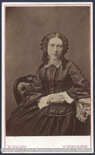 Anna z Mycielskich Zamoyska